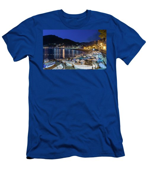 An Evening In Levanto Men's T-Shirt (Athletic Fit)