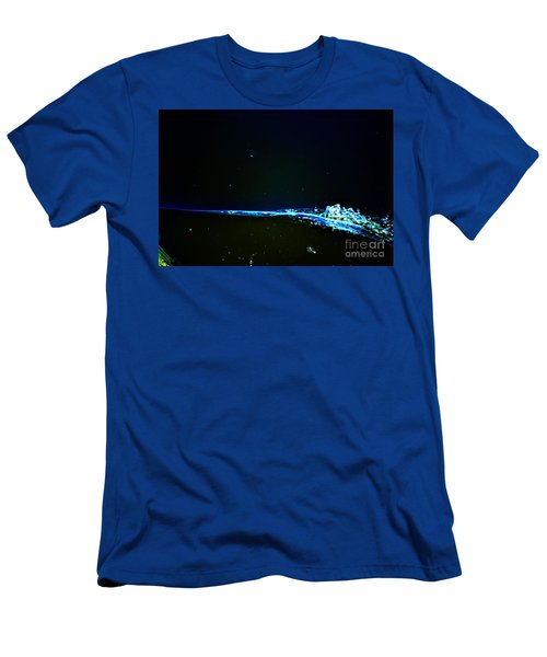 At The Dropoff Point Men's T-Shirt (Athletic Fit)