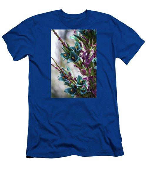 Azure Dreams Men's T-Shirt (Athletic Fit)