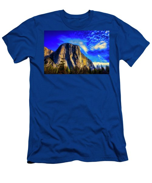 Beautiful El Capitan Men's T-Shirt (Athletic Fit)