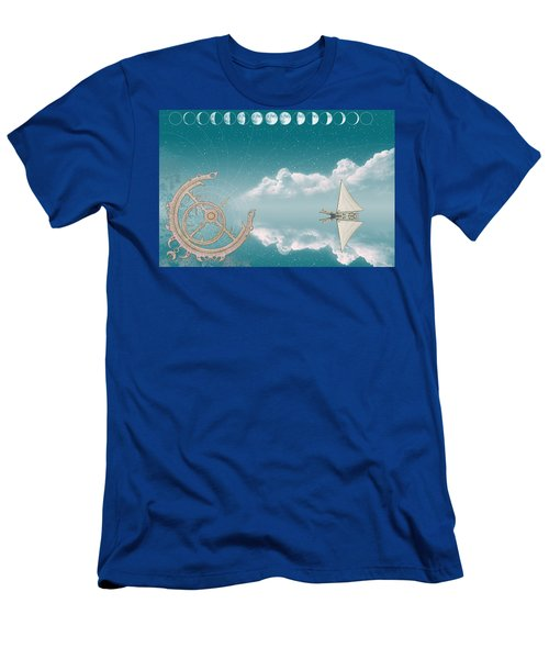 Becalmed Men's T-Shirt (Athletic Fit)