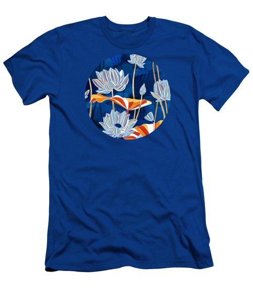 Bold Botanical Men's T-Shirt (Athletic Fit)