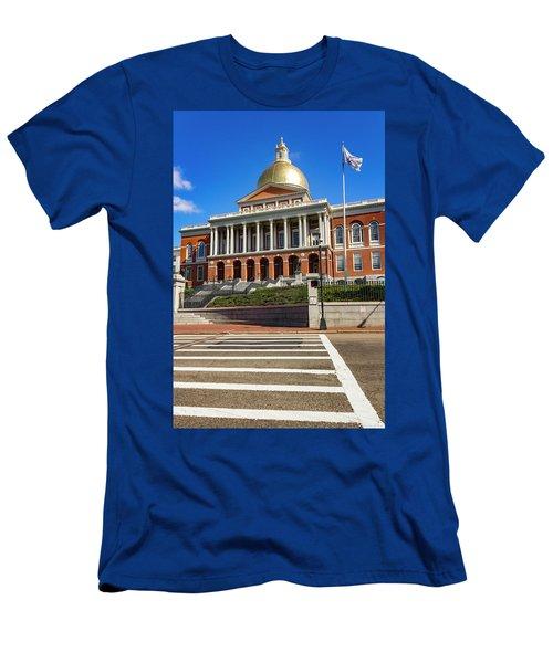Boston Series 4944 Men's T-Shirt (Athletic Fit)