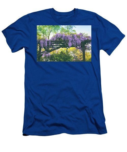 A Whiff Of Wisteria   Men's T-Shirt (Athletic Fit)