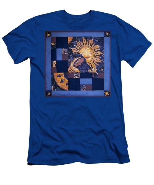 Celestial Slumber Men's T-Shirt (Athletic Fit)