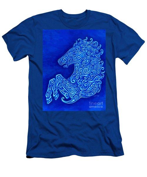Celtic Horse Men's T-Shirt (Athletic Fit)