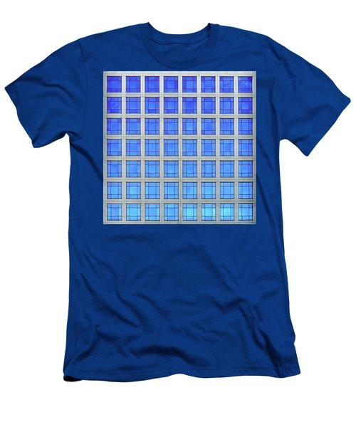 City Grids 60 Men's T-Shirt (Athletic Fit)