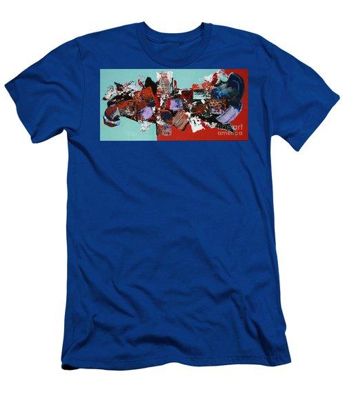 City Series #3 Men's T-Shirt (Athletic Fit)