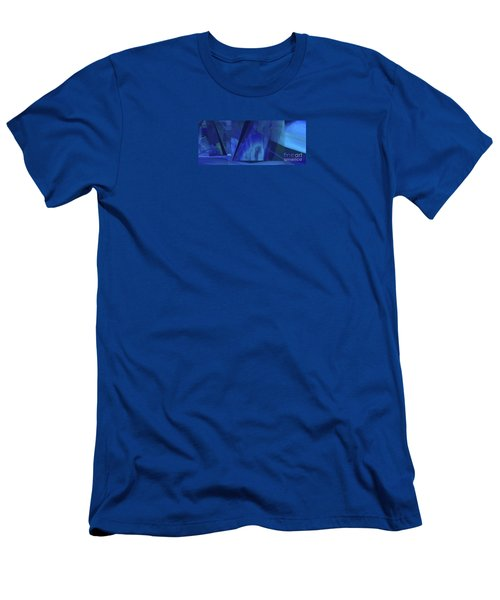 Clear Sailing Ahead Men's T-Shirt (Athletic Fit)