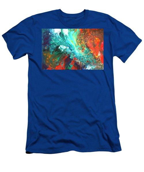 Coastal Migration Men's T-Shirt (Athletic Fit)
