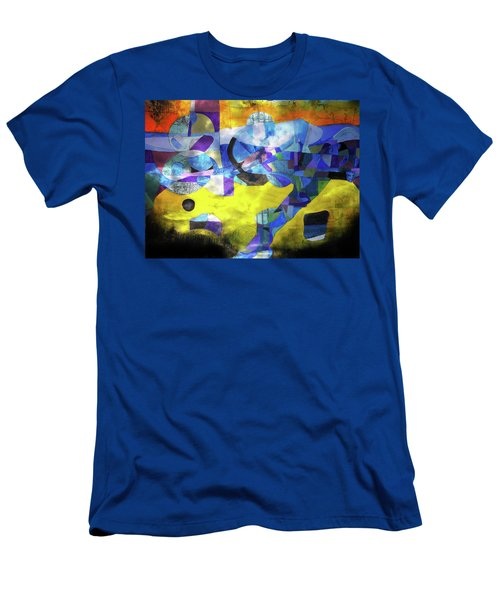 Cold Evening Wind Men's T-Shirt (Athletic Fit)