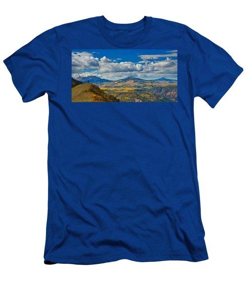 Colorado Fall Men's T-Shirt (Athletic Fit)