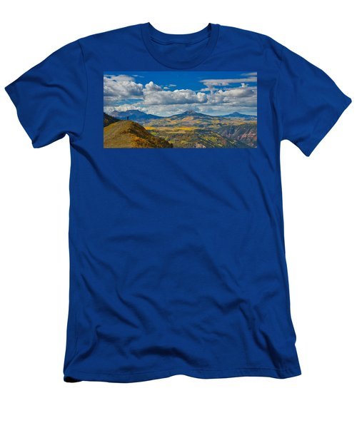 Colorado Fall Men's T-Shirt (Athletic Fit)