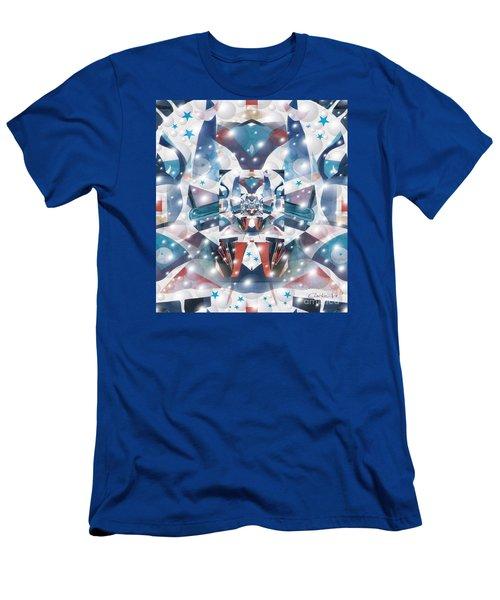 Command Central Men's T-Shirt (Athletic Fit)