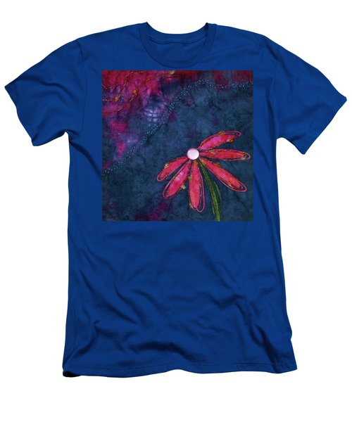 Coneflower Confection Men's T-Shirt (Athletic Fit)