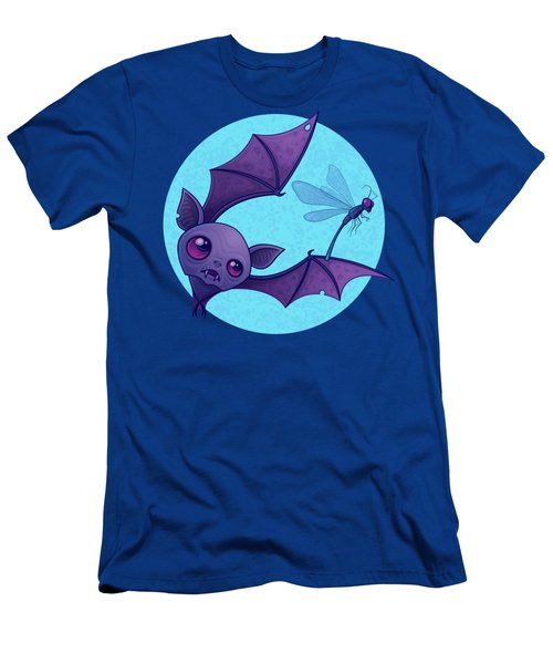 Damselfly In Distress Men's T-Shirt (Athletic Fit)