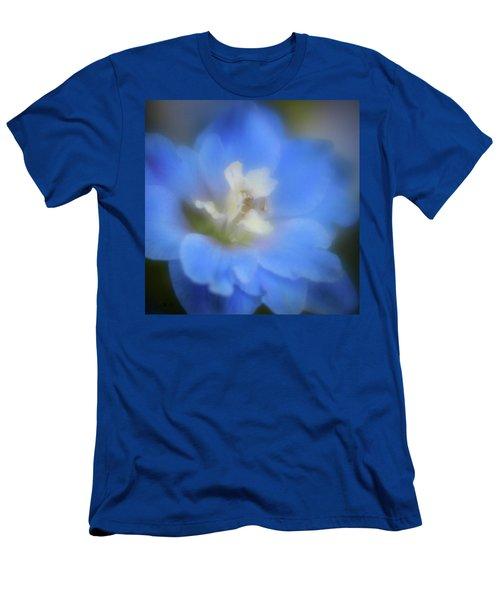 Delphinuim Joy Men's T-Shirt (Athletic Fit)