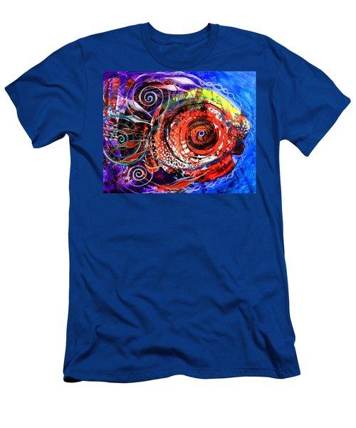 Diabla Grande Men's T-Shirt (Athletic Fit)
