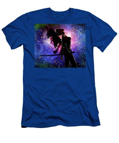Fairy Drama Men's T-Shirt (Athletic Fit)