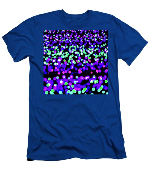 Fairy Lights 3 Men's T-Shirt (Athletic Fit)