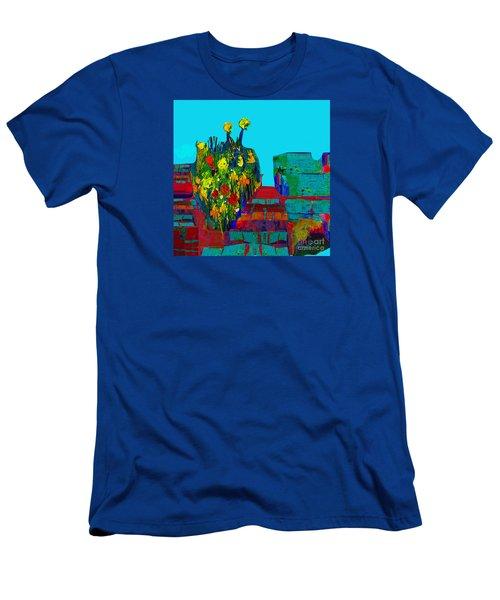 Fantastic Boundaries No. 3 Men's T-Shirt (Athletic Fit)