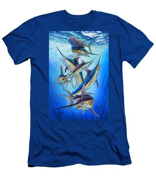 Fantasy Slam Men's T-Shirt (Athletic Fit)