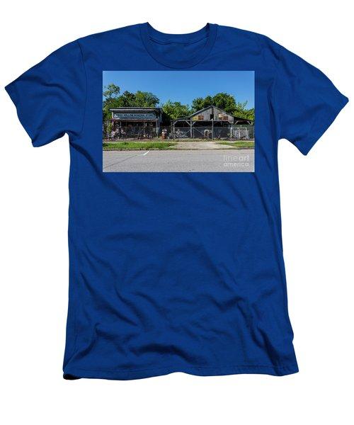 Frog Hollow General Store - Augusta Ga Men's T-Shirt (Athletic Fit)