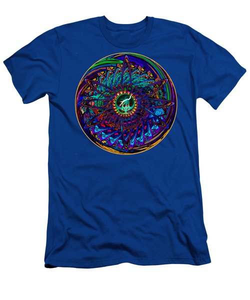 Have A Round Of Grateful Summer Men's T-Shirt (Athletic Fit)