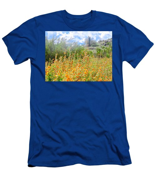 Heavenly Home In Arizona Men's T-Shirt (Athletic Fit)