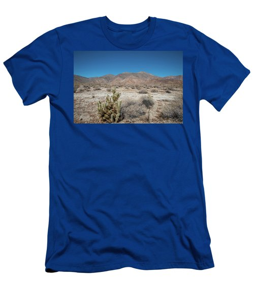 High Desert Cactus Men's T-Shirt (Athletic Fit)