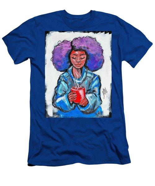 Hot Cocoa Men's T-Shirt (Athletic Fit)