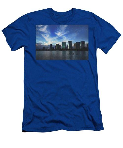 I Gently Let It Go Men's T-Shirt (Athletic Fit)