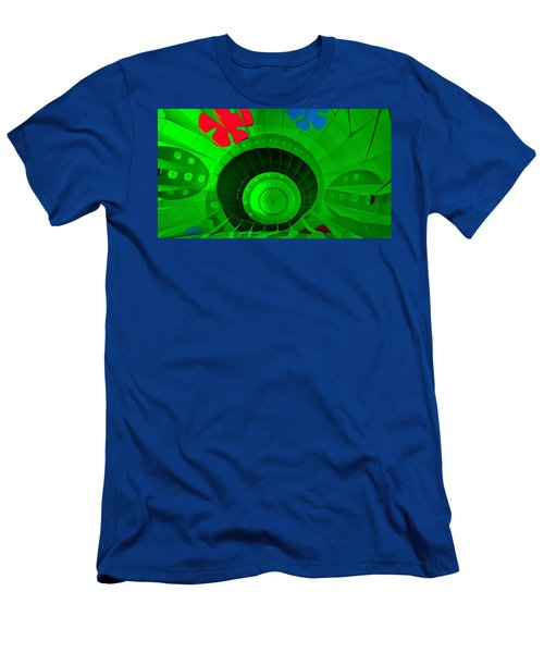 Inside The Green Balloon Men's T-Shirt (Athletic Fit)