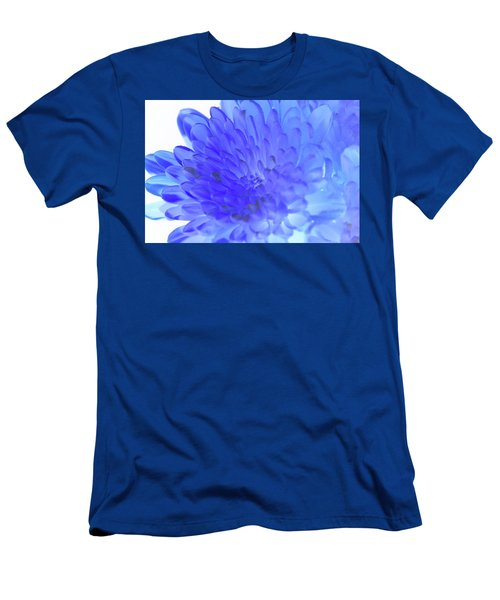 Inverted Flower Men's T-Shirt (Athletic Fit)
