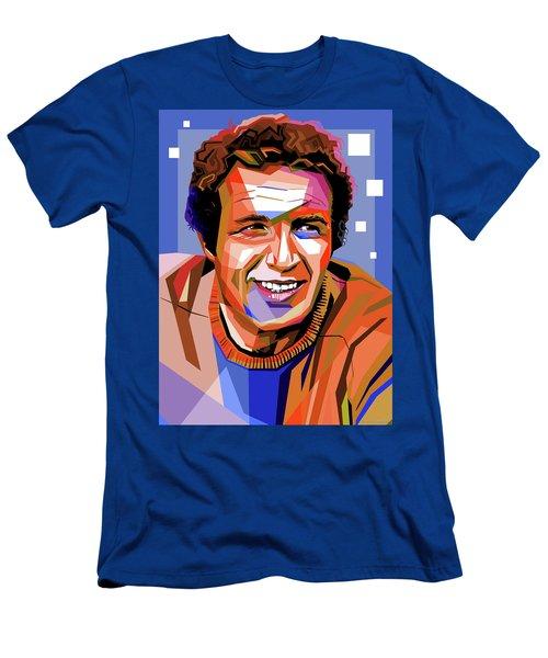 James Caan Men's T-Shirt (Athletic Fit)
