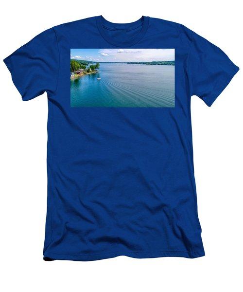 Keuka Days Men's T-Shirt (Athletic Fit)