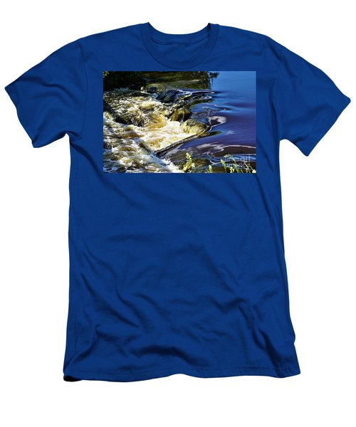 Little Bitty Waterfall Men's T-Shirt (Athletic Fit)