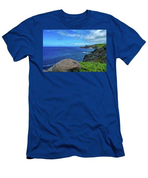 Maui Coast II Men's T-Shirt (Athletic Fit)