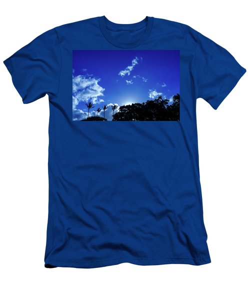 Men's T-Shirt (Athletic Fit) featuring the photograph Maui Sky by Jeff Phillippi