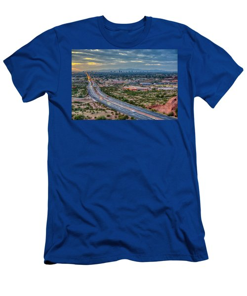 Mcdowell Road Men's T-Shirt (Athletic Fit)