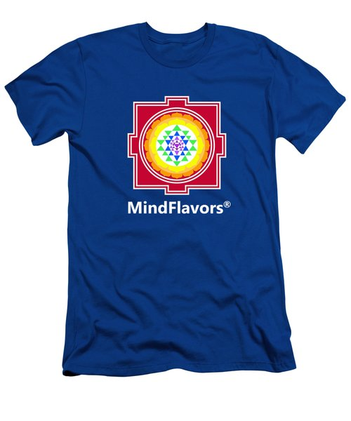 Mindflavors Small Men's T-Shirt (Athletic Fit)