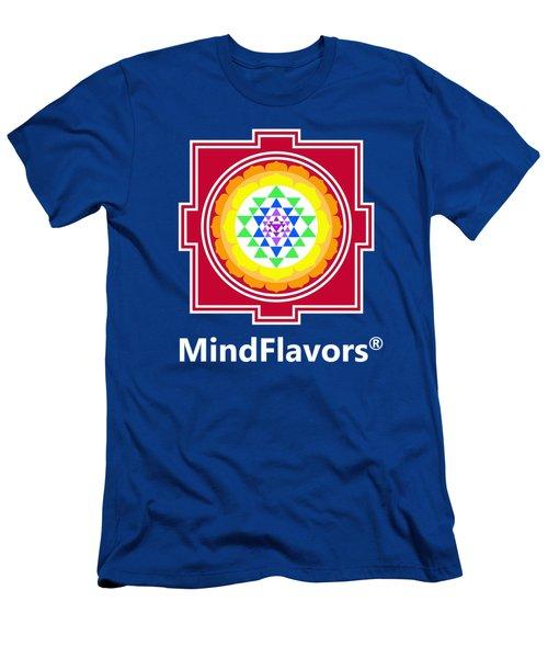 Mindflavors Medium Men's T-Shirt (Athletic Fit)