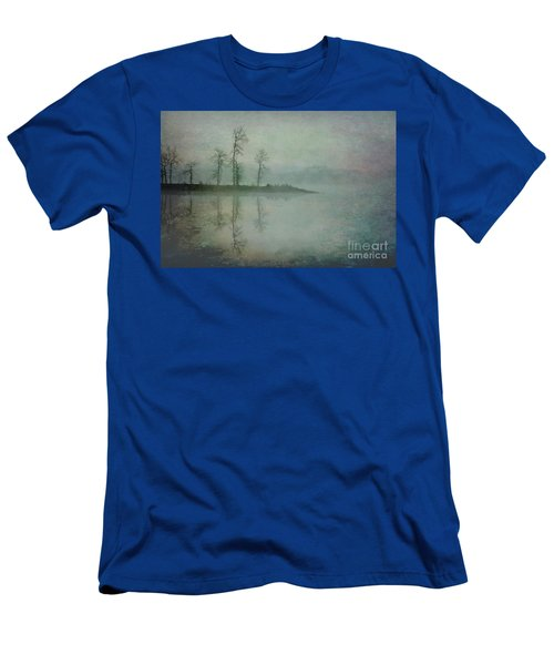 Misty Tranquility Men's T-Shirt (Athletic Fit)