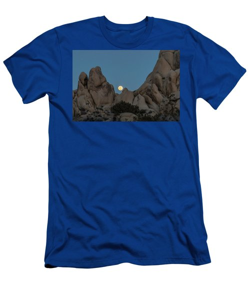 Moonrise In The Sight Men's T-Shirt (Athletic Fit)