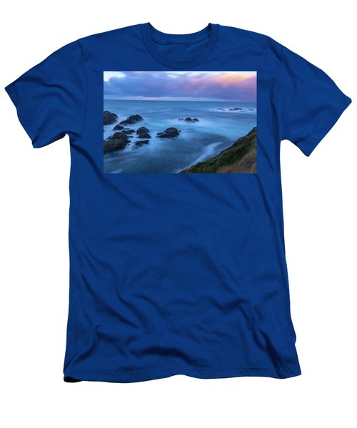 Multi Colored, National Recreation Area, Natural Parkland, Nature, Nature Reserve, Non-urban Scene,  Men's T-Shirt (Athletic Fit)