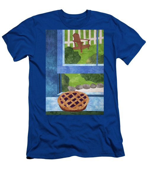 My Soul In A Blackberry Pie Men's T-Shirt (Athletic Fit)