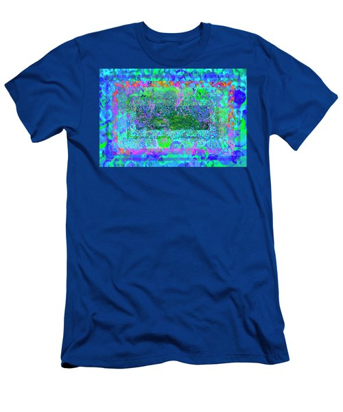 Men's T-Shirt (Athletic Fit) featuring the photograph Neverland by Mike Braun