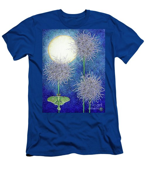 Night Garden 2 Men's T-Shirt (Athletic Fit)
