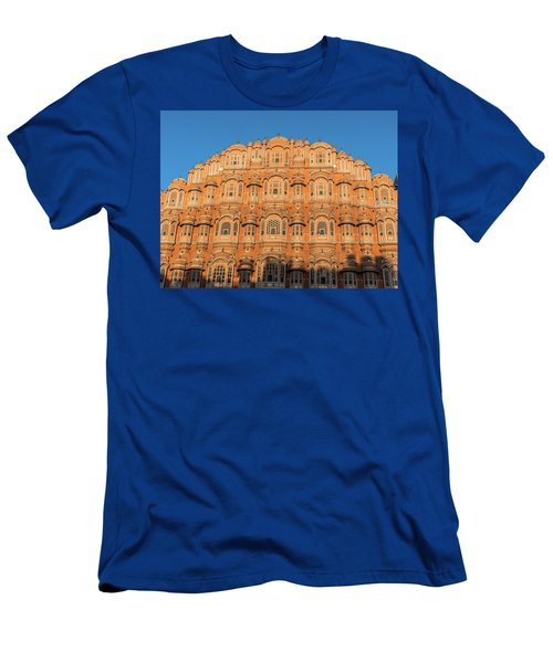 Palace Of The Winds Men's T-Shirt (Athletic Fit)