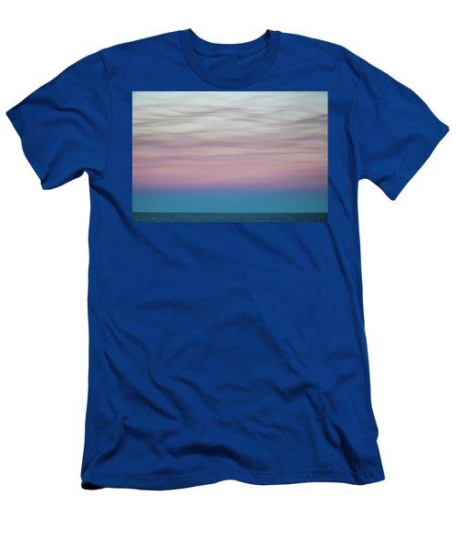 Pastel Clouds Men's T-Shirt (Athletic Fit)